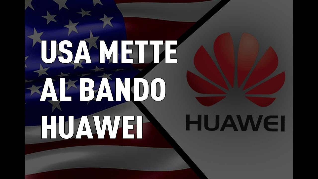 PTV News - 17.05.19 - USA mette al bando Huawei