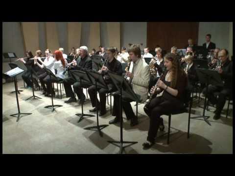 Pärnu Muusikakooli puhkpilliorkester   MacGyver Theme