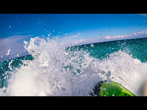 Exploring Stingray City Grand Cayman Islands on Jet Ski