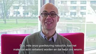 Jan Verbesselt van Wageningen University over open leermaterialen