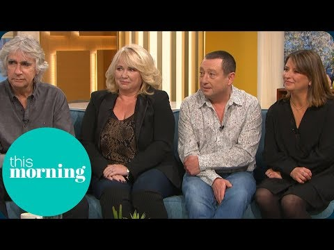 The Kids From Grange Hill Caused Chaos Behind the Scenes | This Morning