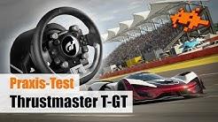 Praxis-Test Thrustmaster T-GT [Gran Turismo Lenkrad, PS4, deutsch]