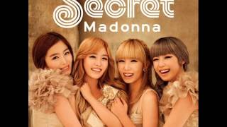 Secret - 05. Madonna -Original Korean ver.- (MP3+DL)