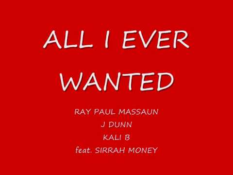 YG RAY PAUL- ALL I EVER WANTED