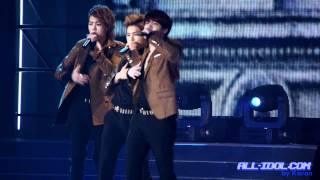 [Fancam] - 120311 - Infinite 'Paradise' Woohyun focus @ K Collection