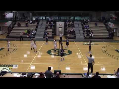 Womens JCC Basketball VS Garrett College 12/18/2016