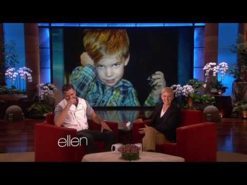 Ricky Martin and His Trilingual Children - Ellen Show