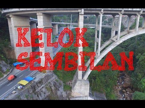 Pesona Keunikan Jalan Lama Kelok Sembilan Dan Jembatan Layang Kelok Sembilan