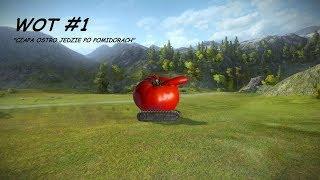 Polowanie na muchy i CZAPKA: kur*y pomidory World Of Tanks#1