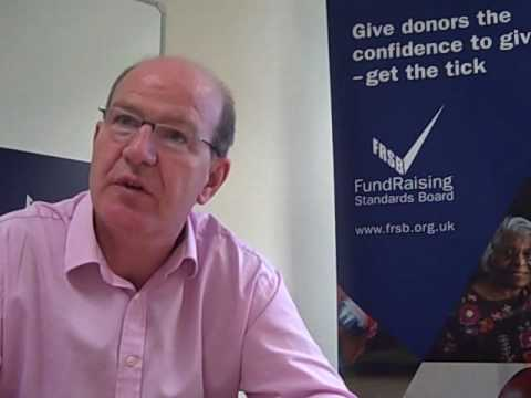 Interview with Alistair McLean, CEO of the Fundraising Standards Board | UK Fundraising