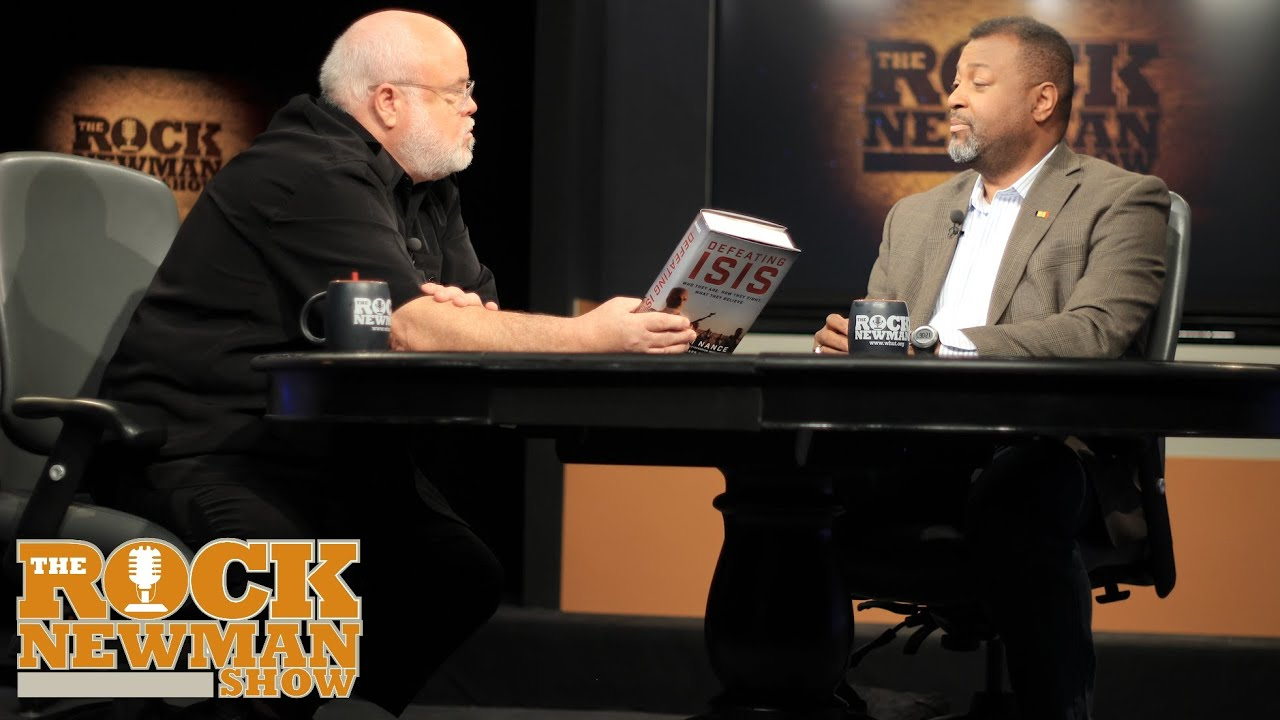 Download Malcolm Nance on The Rock Newman Show