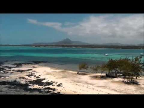Over the Islands of Africa - Mauritius