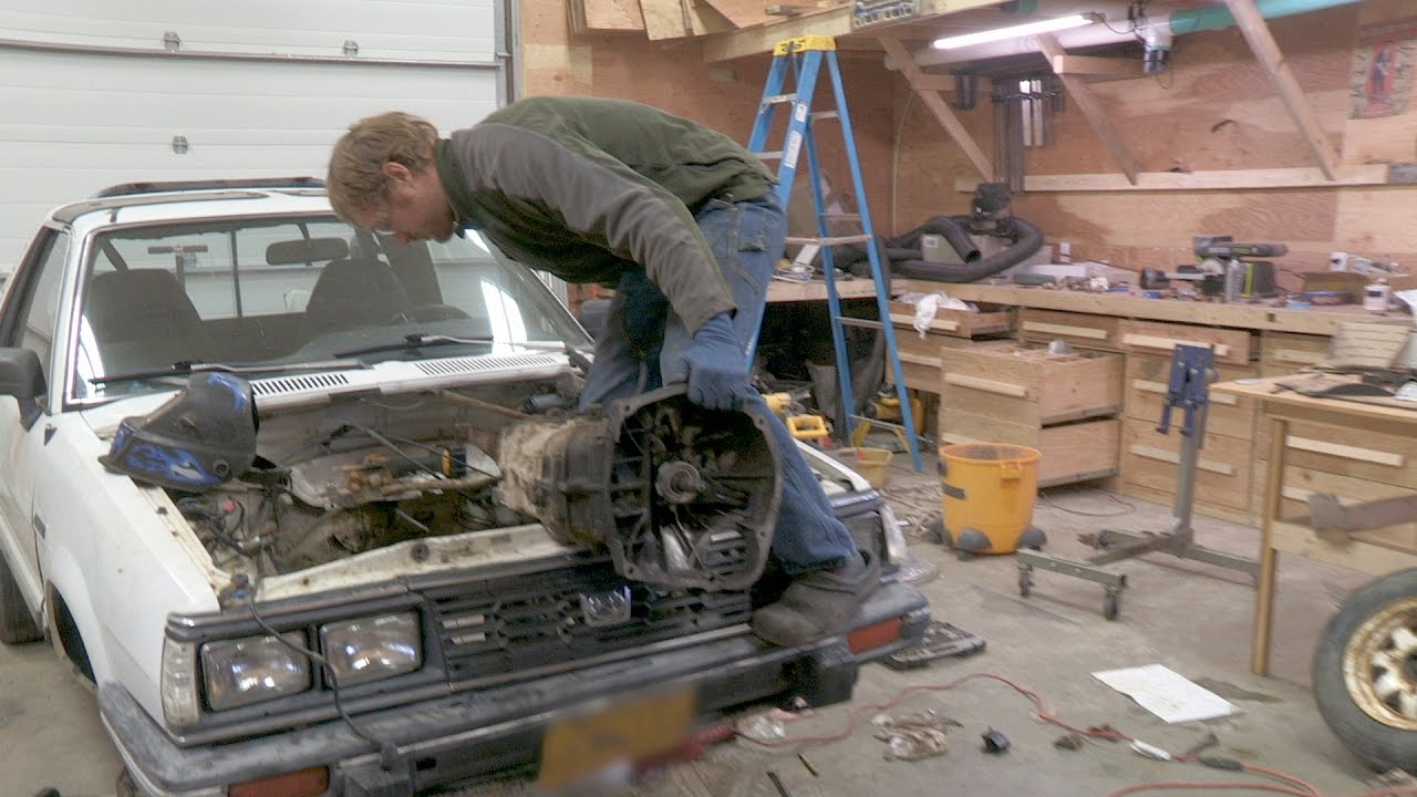 Build A Car >> How To Build A Car From Spare Parts Youtube