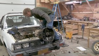 How To Build A Car From Spare Parts