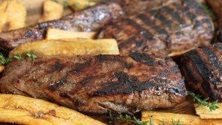 Grilled Jerk Pork Tenderloin - Jerk Spice Grilled Pork Recipe