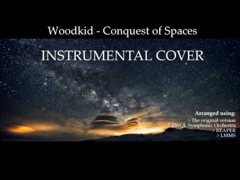Woodkid - Conquest of Spaces - INSTRUMENTAL COVER