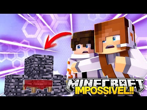 Minecraft: BEDWARS - PROTEÇÃO REFORÇADA! | BIBI |