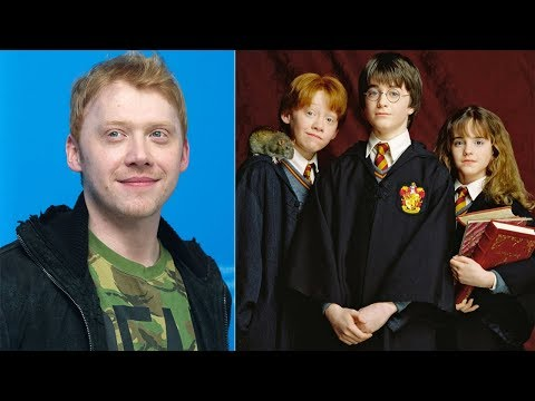 Rupert Grint Has Co-nfessed Why He Just Can't Face Watching Most Of The Harry Potter Movies