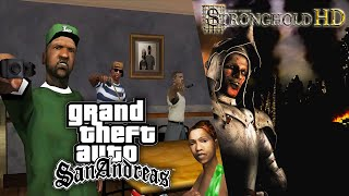 Grand Theft Auto: San Andreas ► СТРИМ #16 + Stronghold HD