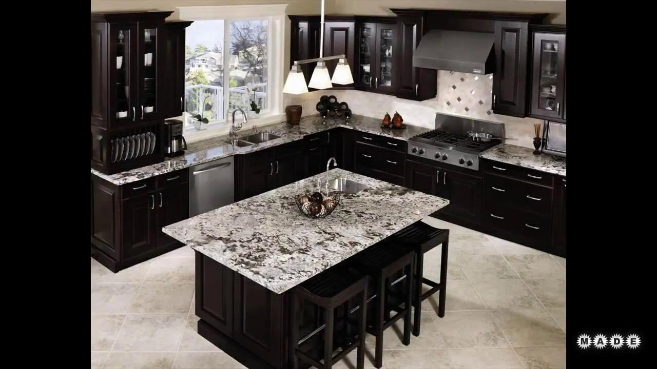 Kitchen Island Centerpiece Ideas - YouTube