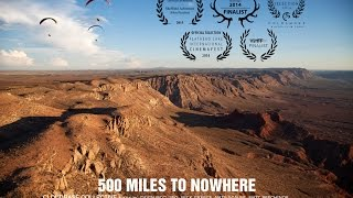500 Miles to Nowhere, Film Festival Edit