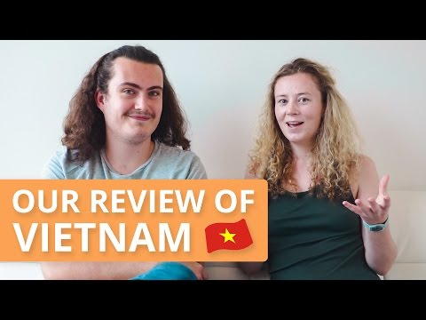 OUR REVIEW OF VIETNAM