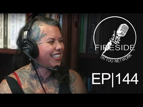 Blazing a Path In Art Focused Tattooing | Angela Russell | EP 144