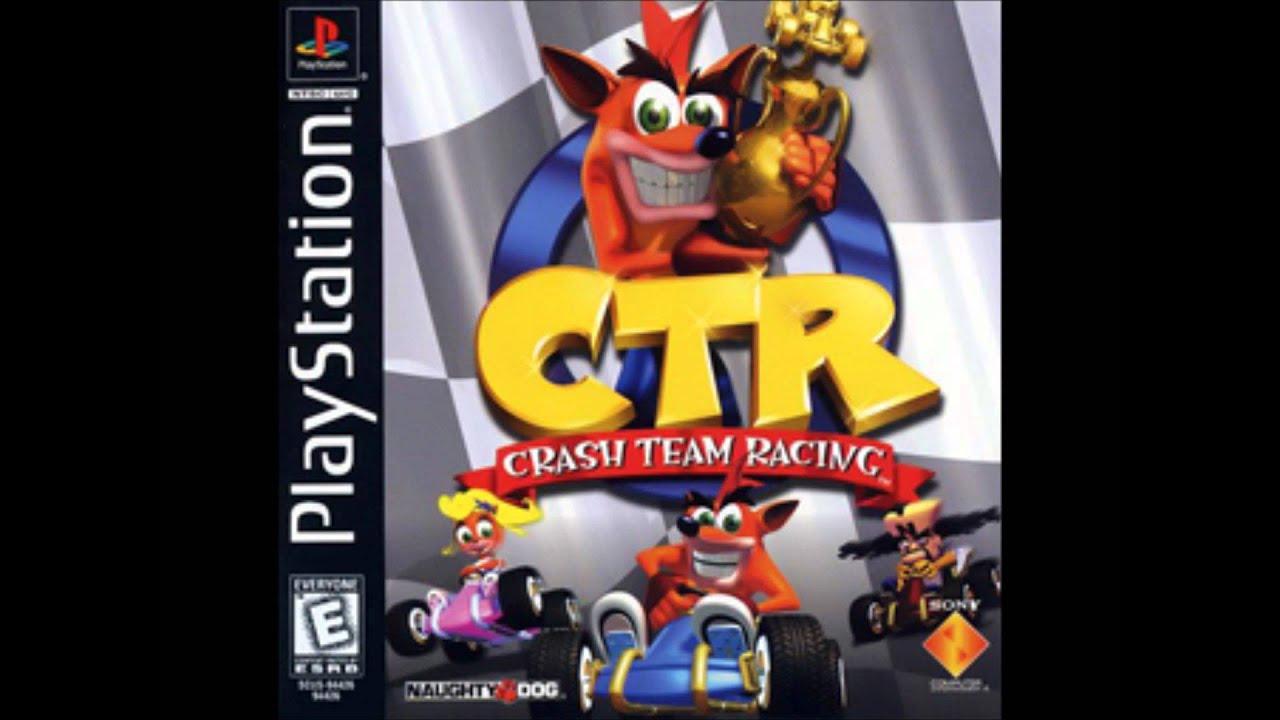 ctr crash team racing theme extended doovi