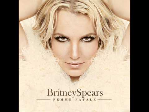 Britney Spears - Hold it against me (raw vocals)