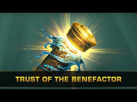 Dota 2 TI7 - Trust of the Benefactor Opening with Neil