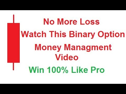 Money management plan for binary options