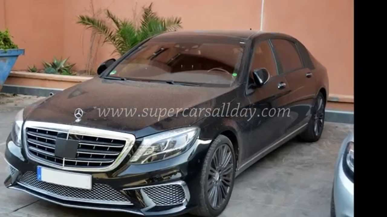 2015 Mercedes-Benz S-Class Coupe - First Looks