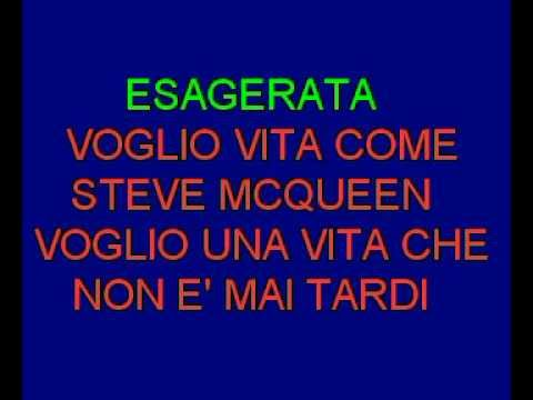 Vasco Rossi - Vita Spericolata - Video Karaoke