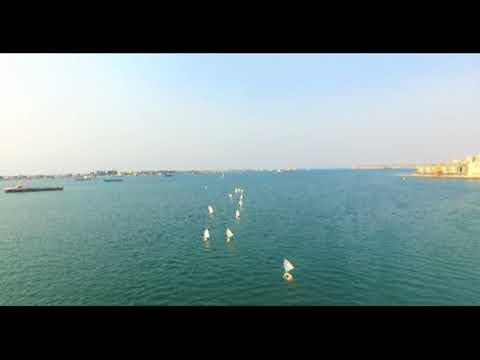 Marginal de Luanda - Drone view 2017