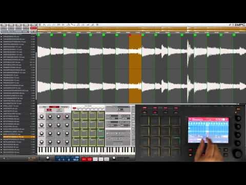 MPC Tutorial - Non Destructive Slice vs Pad Parameters - MPCMasters.com