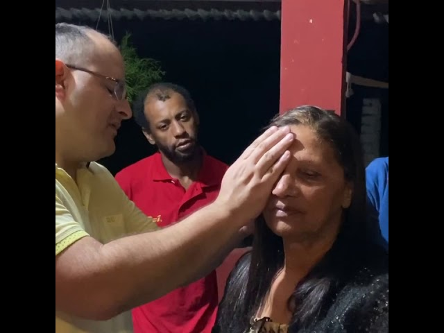 Back & Cataract Healed!