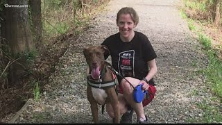 Thomaston woman reunited with lost dog after 8 weeks
