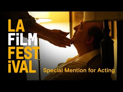 ANYTHING wins the Special Mention for Acting for John Carroll Lynch at the 2017 LA Film Festival