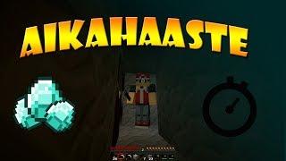 Minecraft Aikahaaste: TIMANTTI! #1