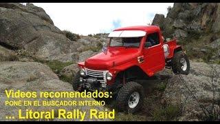 RASTROJERO Alvaro Crenna y su hermoso camión liviano