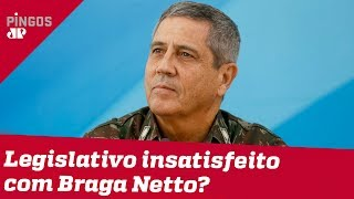 Legislativo está insatisfeito com militares no governo?