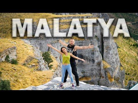 YÜKSEKLİK KORKUSU OLANLAR BU VİDEOYU İZLEMESİN! | MALATYA | LEVENT VADİSİ | GÜNPINAR ŞELALESİ
