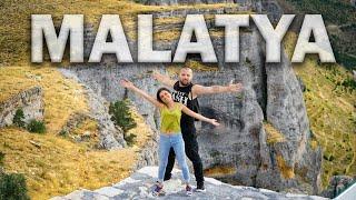 Malatya'da Yükseklik Korkumuzu Yendik   Levent Vadisi   Günpınar Şelalesi #1