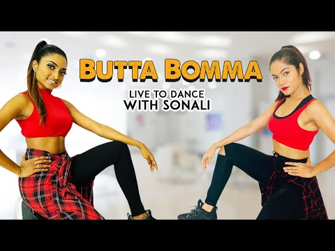 AlaVaikunthapurramuloo - ButtaBomma  Dance Cover  Allu Arjun   ToDance with Sonali