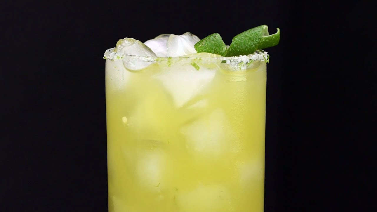 Jalapeno Pineapple Margarita