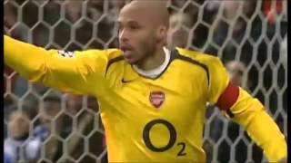 Thierry Henry ● Arsenal FC Moments