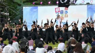 かさい 夏っ彩 夢フェスタ 2012での踊りです。