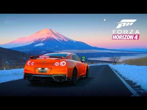 Forza Horizon 4   Japan, Teaser (Fan-Made)