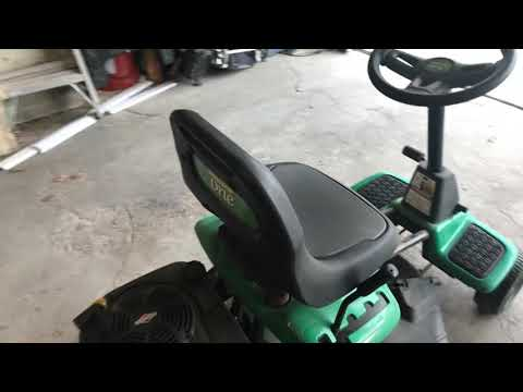 Repeat Troy Bilt TB30R Mower by Peter Dymond - You2Repeat