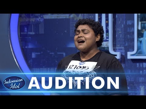 Tampil Total! Joanita bawakan lagu Jennifer Hudson & Beyonce  - AUDITION 4 - Indonesian Idol 2018